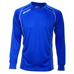 Maillot CUP ML Royal/Blanc + Flocage SCM blanc